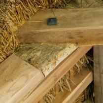 timber frame, barn, waggon shed, green oak, peg joint