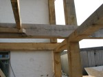 timber frame, carpenter, oak frame, extension