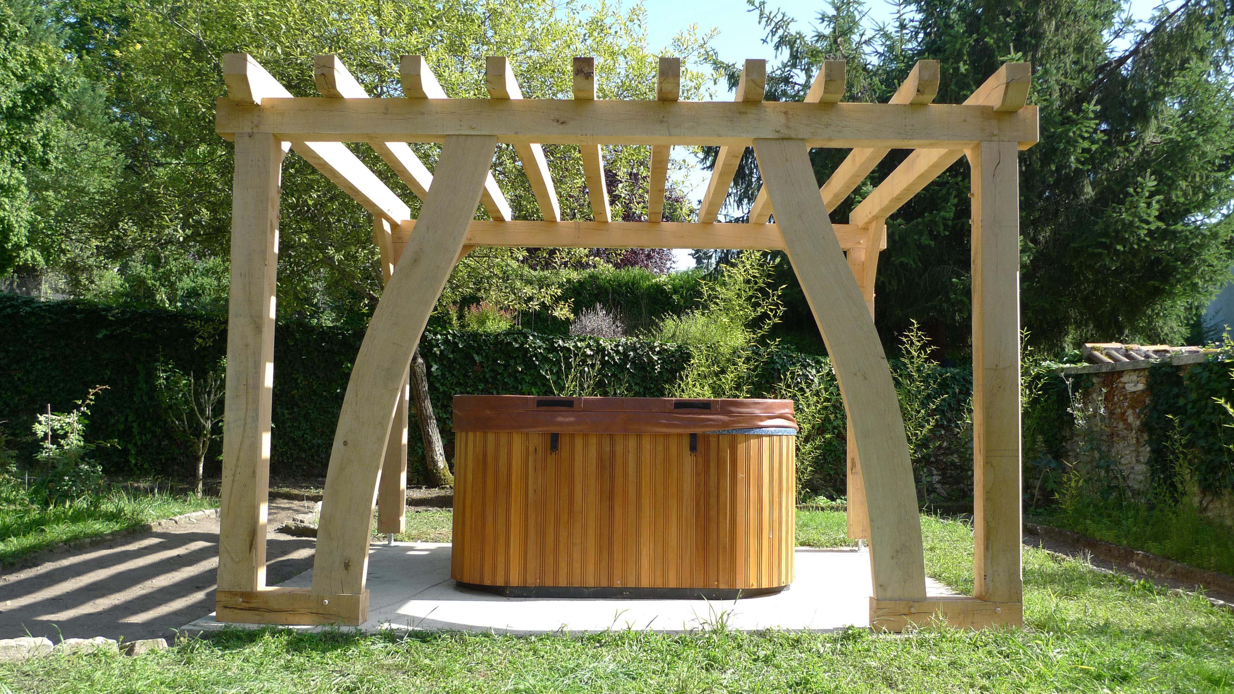 Diy Outdoor Canopy Post