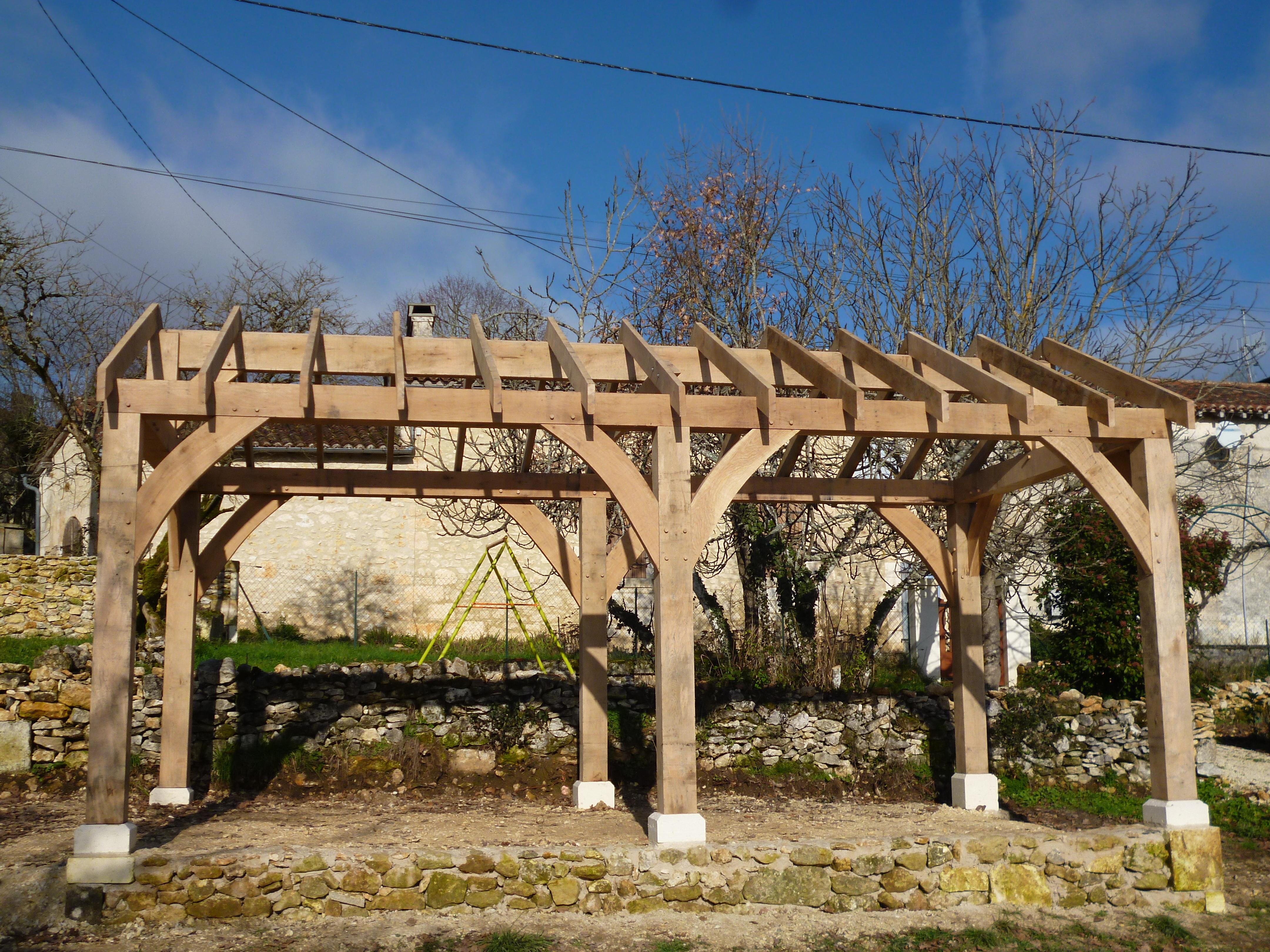 Garages And Car Ports Oak Timber Framing Amp Carpentry In